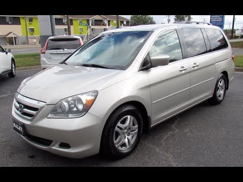 2005 Honda Odyssey | Read Owner and Expert Reviews, Prices