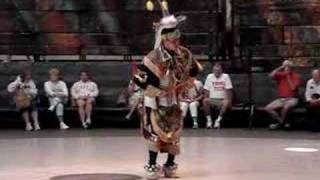 Indian dance (Apache) 2