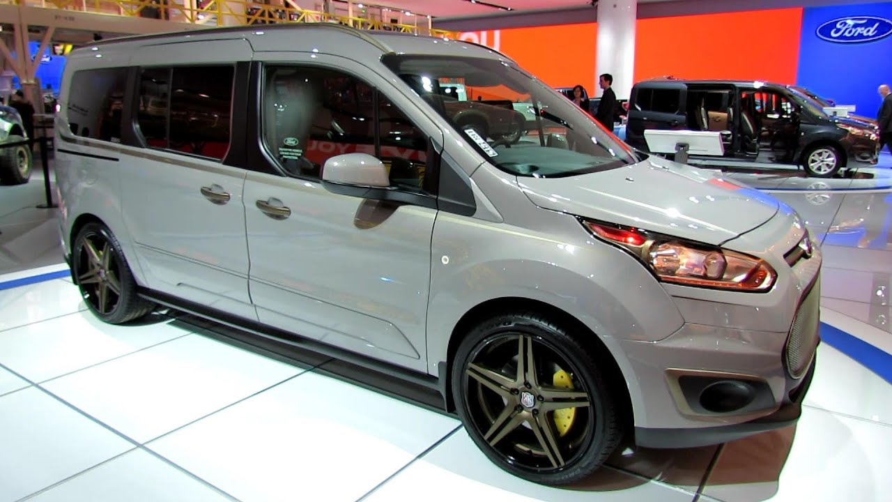 2014 ford transit connect wagon titanium lwb exterior. Black Bedroom Furniture Sets. Home Design Ideas