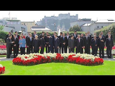 Gipfel in Salzburg: EU tritt auf der Stelle