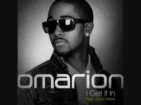 Omarion I Get It In Feat Gucci Mane