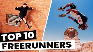 Top 10 Freerunners on Earth