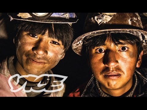 Bolivia's Child Laborers