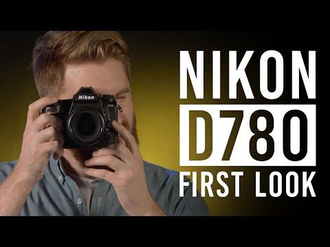 Nikon D780   First Look