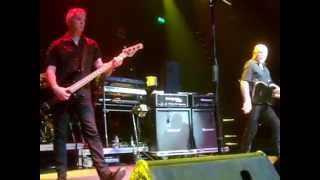 THE STRANGLERS - GOLDEN BROWN  LIVE THESSALONIKI FIX 2015 lyrics