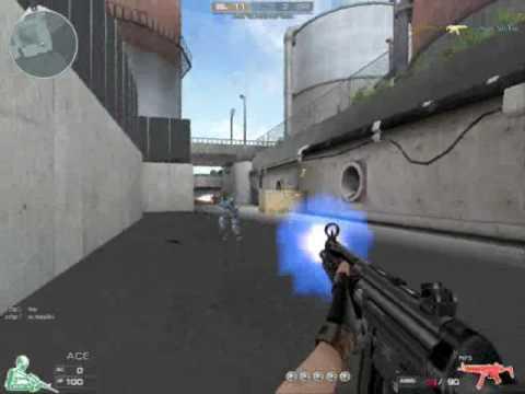 CrossFire Gaming By KillerMilla