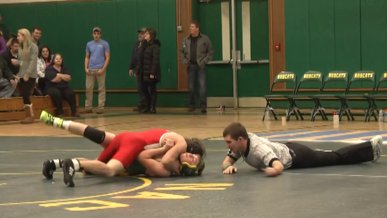 NAC - Saranac Modified Wrestling  1-18-17