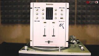 Classic DJ Gear: Technics SH-EX1200 Mixer