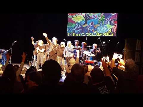 "The Zombies ""Odessey and Oracle"" set + encore 4-5-17 Lorain Palace Theater"