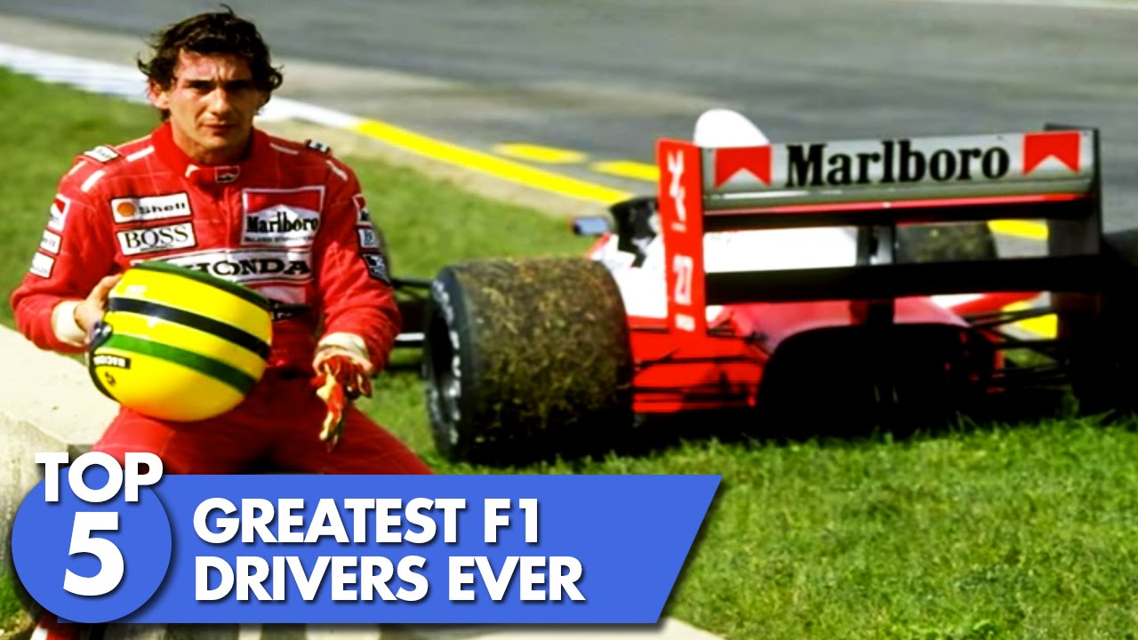 best race car drivers of all time