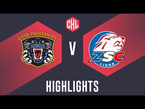 Highlights: Nottingham Panthers vs. ZSC Lions Zurich