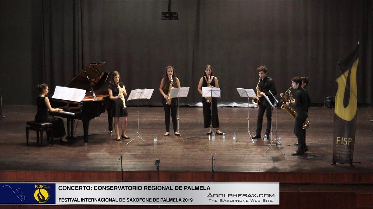 FISPalmela 2019 - Conservatorio Regional de Palmela - Britanny & Nocturne by Joao Camacho