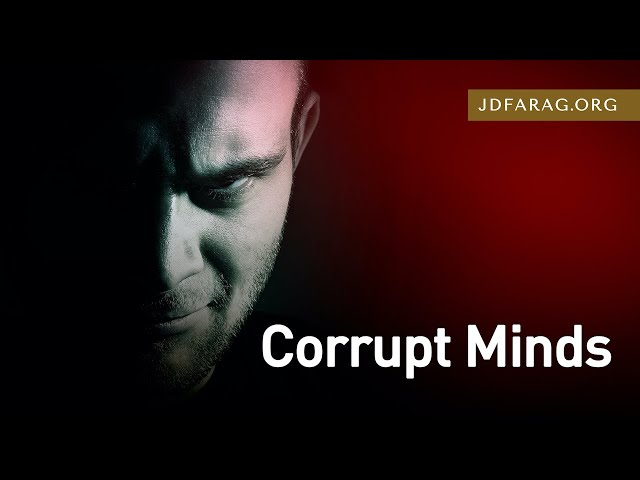 Corrupt Minds - 2 Timothy 3:6-9 – January 10th, 2021