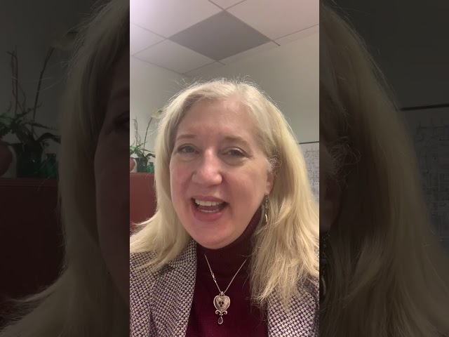 Meg Middleman talks about the November 2019 Market