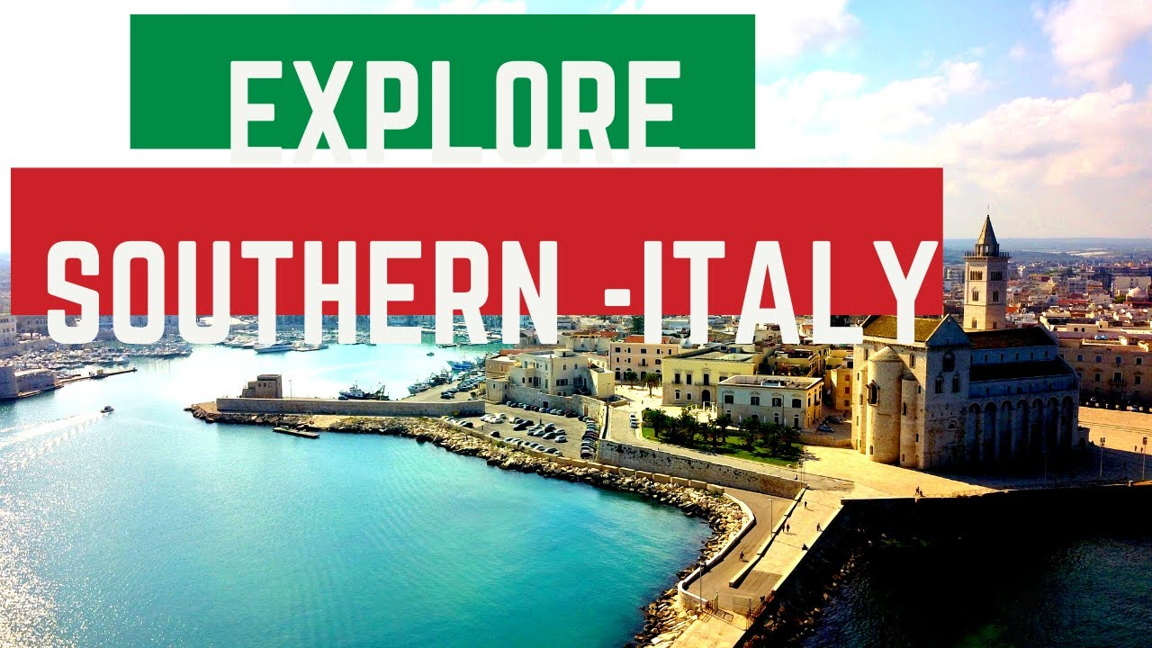 Explore Southern Italy [ROADTRIP]