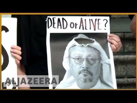 🇹🇷 🇸🇦 Turkey releases names of 15 Saudi suspects in Khashoggi murder | Al Jazeera English