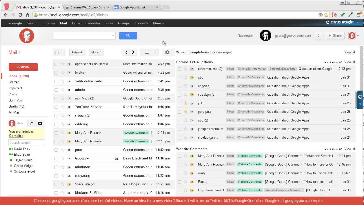 how to print emails in bulk in gmail youtube