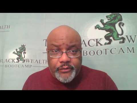 Dr Boyce Watkins:  Being black in public - The plot to destory black men