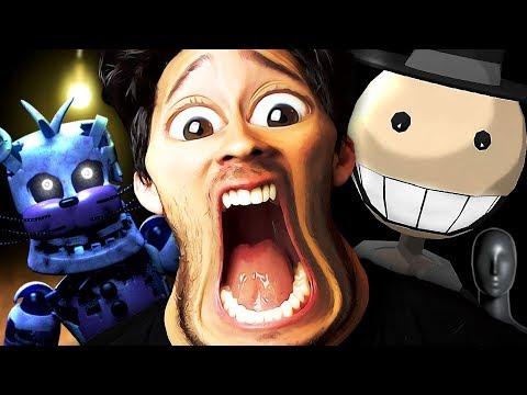 Random Horror Reaction Compilation #13