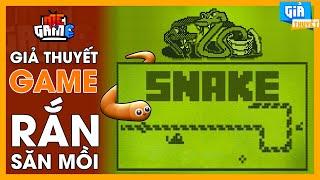 Giả Thuyết Game: SNAKE - Bí Ẩn Rắn Săn Mồi | meGAME - Story Explained