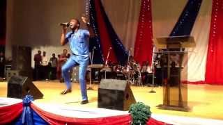 Timi Dakolo Gospel delight at Bayelsa Thanksgiving