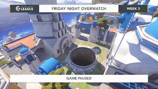 Friday Night Overwatch Week 3 - Danny Defeato v  Descendants Ruby