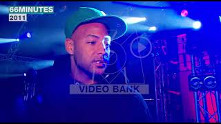 Extrait archives M6 Video Bank // Booba - 66 Minutes (2011)