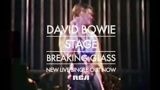 David Bowie - Breaking Glass - 1978 Live Promo