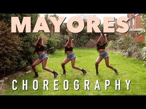 Becky G ft Bad Bunny - Mayores | @LeoniJoyce Coreografia/Choreography