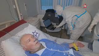 Как военные врачи ведут борьбу с COVID 19 в Крыму
