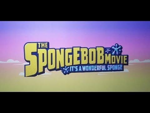 Spongebob Movie 3 Its A Wonderful Sponge Teaser Tralier 2020 Paramount Pictures UK Concept