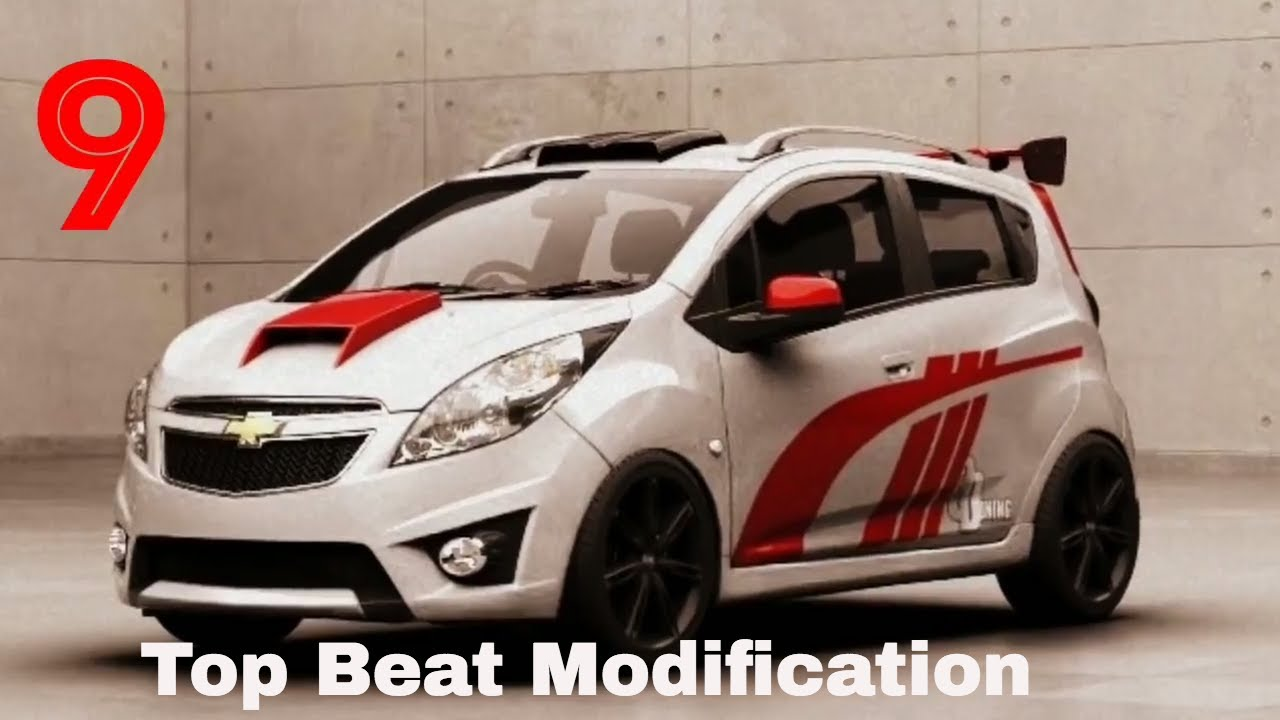 Top 10 best chevy Beat Modification - YouTube