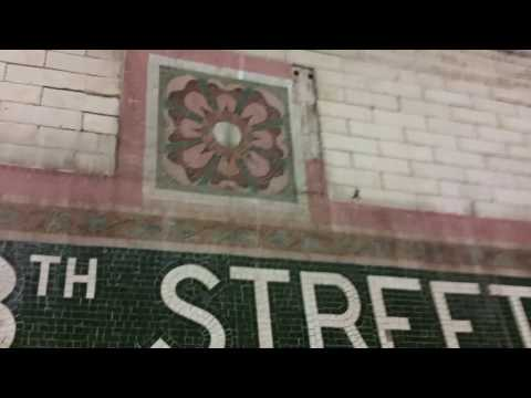 Renovation of the 168th Street Subway Station