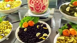 видео: Turkey Elegance Hotel 5 Star Marmaris Турция Мармарис Отель Элеганс 5 Звезд Ужин с Друзьями