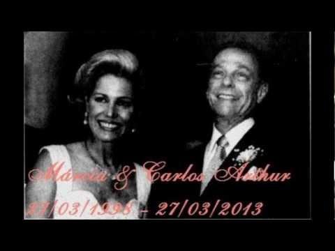 Márcia Peltier e Carlos Arthur Nuzman: 15 anos atrás, uma história de amor