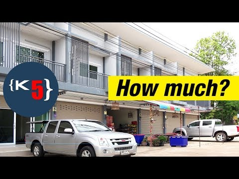 BUYING A NEW HOME IN ISAAN, THAILAND