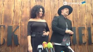 Потап и Настя, пресс-конференция 26.05.2016