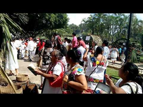 Hanal Pixán, Yucatán 2015. Día de...