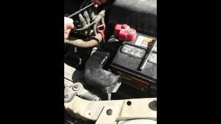 02 HYUNDAI ACCENT GS COUP-FACTORY AIR BOX MOD