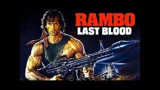 rambo แรมโบ้ ภาค 1-4