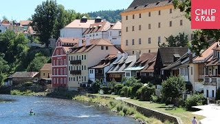 CESKY KRUMLOV: RAFTING, CREPES, AND CATS