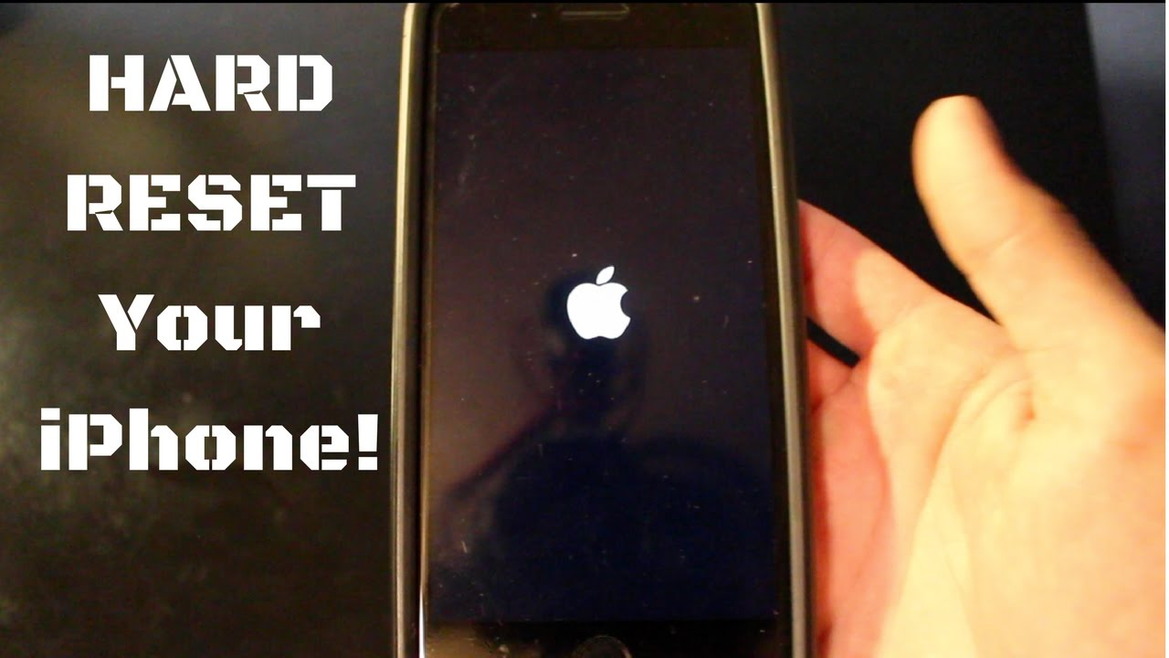 hard reset on iphone 5 how to reset iphone 7 7 plus 2017 6816