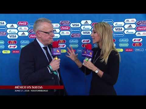 Jan Anderson, México y el Grupo F   Rusia 2018