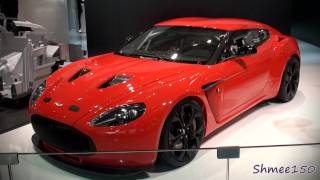Aston Martin V12 Zagato 2011 Videos