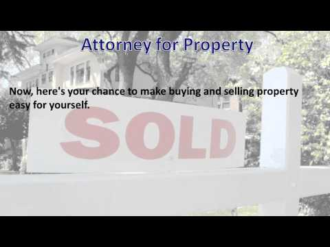 Attorney For Property