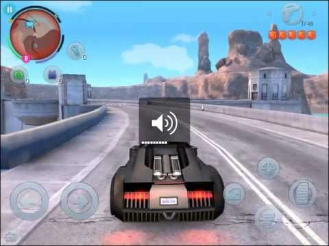 Gangstar Vegas 5 police wanted level gameplay 1