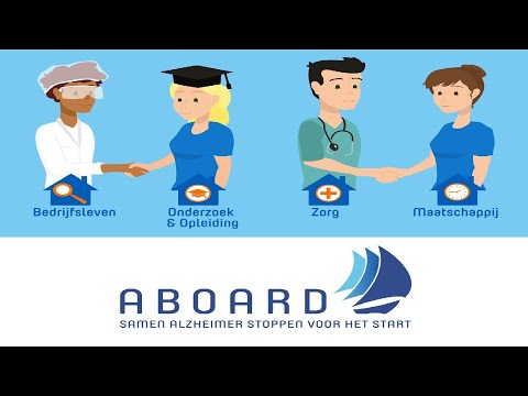 ABOARD project | Samen alzheimer stoppen voor het start
