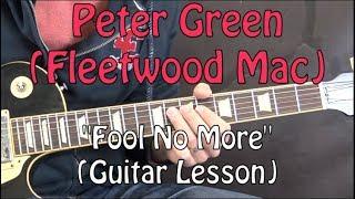 Peter Green (Fleetwood Mac) -
