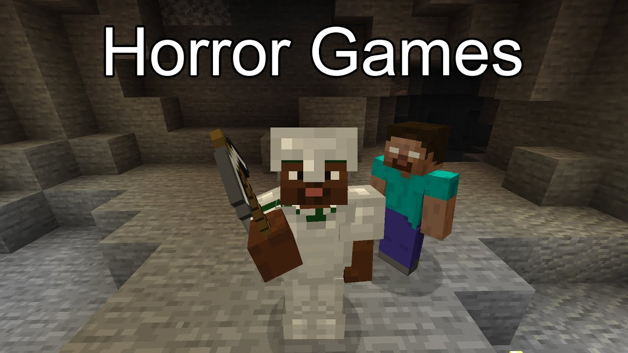 Types of Video Games portrayed by Minecraft
