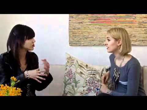 Closetista presents Lulu Frost by Lisa Sazler